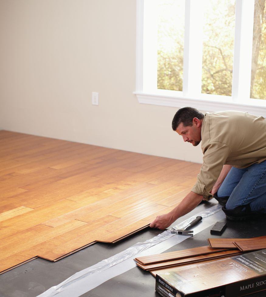 Learn How To Install Laminate Flooring That Lasts Come To The Do It