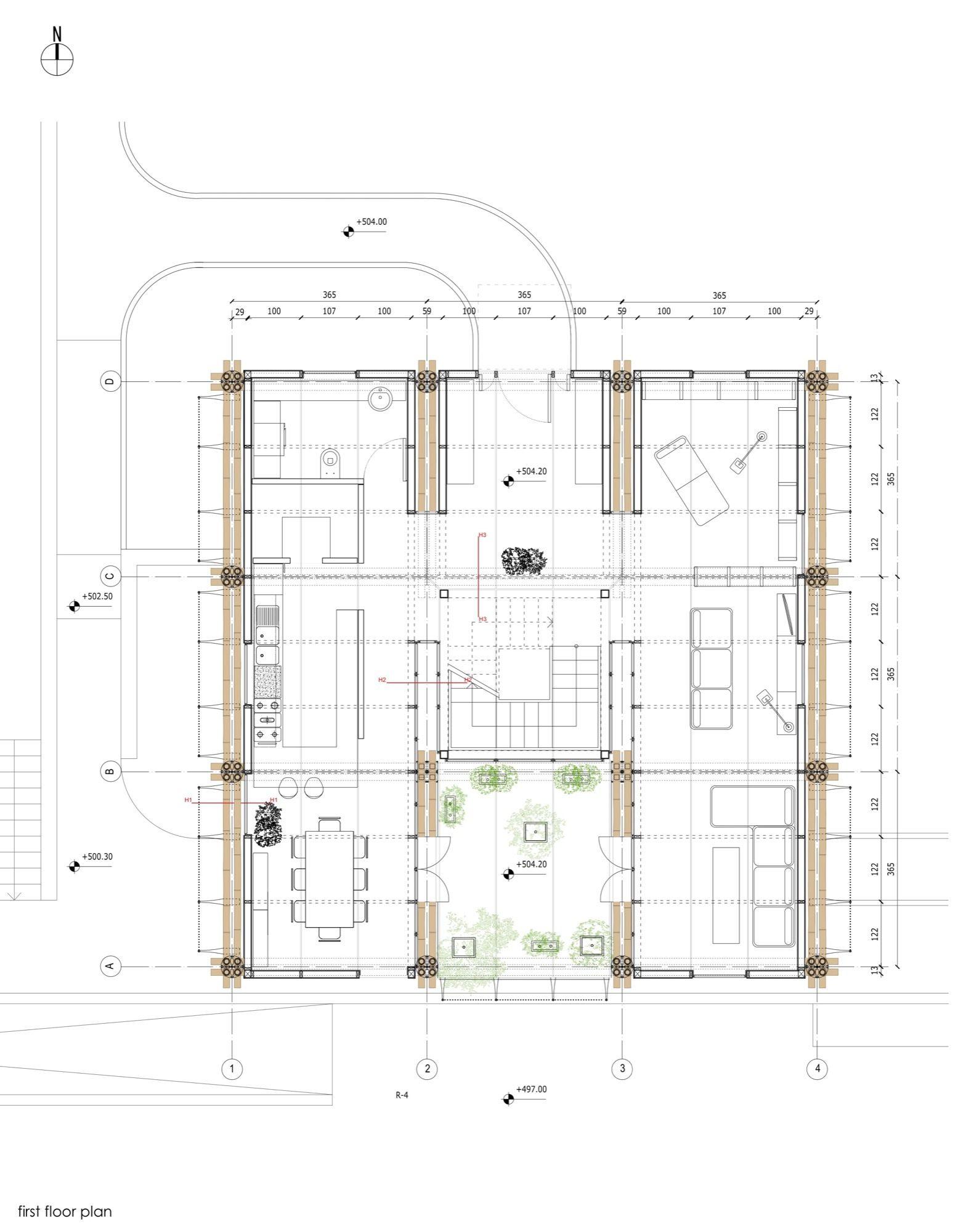 Gallery Of Energy Efficient Bamboo House Studio Cardenas