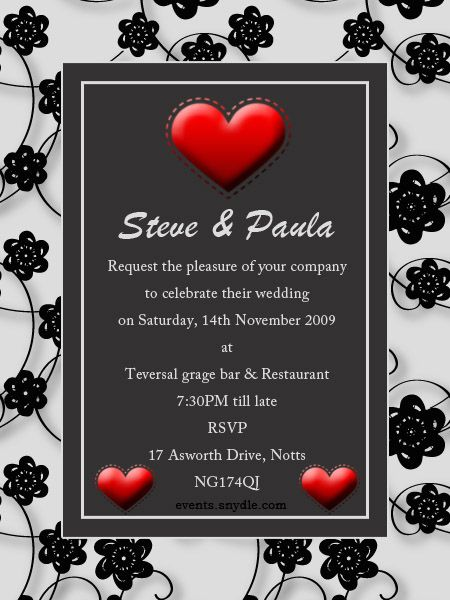 Free online wedding invitation cards di`light Weddings Pinterest - best of wedding invitation card ideas pinterest
