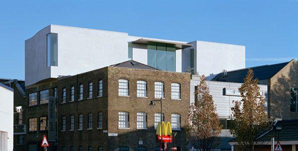 Victoria Miro, progetto realizzato nel 2006 da Claudio Silvestrin Architects