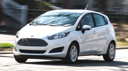 2019 Ford Fiesta Hatchback Redesign Ford Fiesta Hatchback 2019