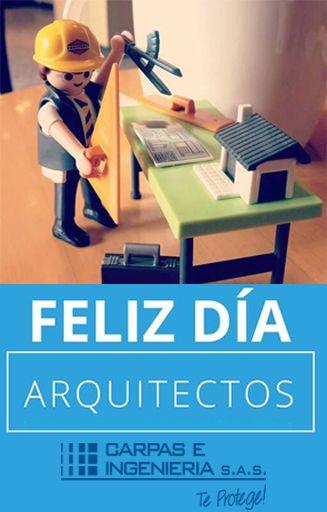 Feliz día del arquitecto