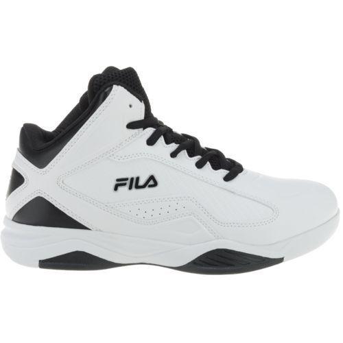 50c0013fad37 Fila™ Boys  Big Bang 5 TN Basketball Shoes (White Black
