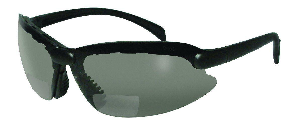 f839ef5b480b ASCS Bifocal Smoked Reading Safety Glasses | Bifocal Safety Glasses ...