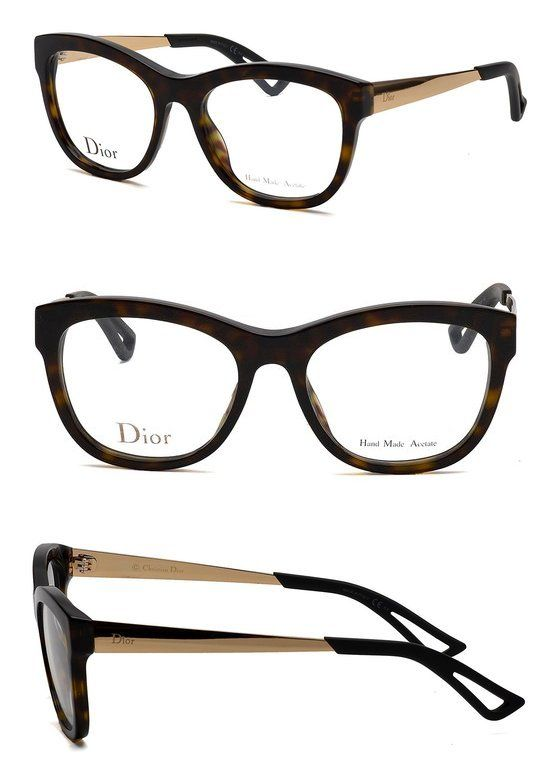 23fbf62615 Christian Dior Women s Eyewear Frames CD 3288 52mm Havana QSH  apparel   eyewear  christiandior  prescription eyewear frames  shops  women   departments  men
