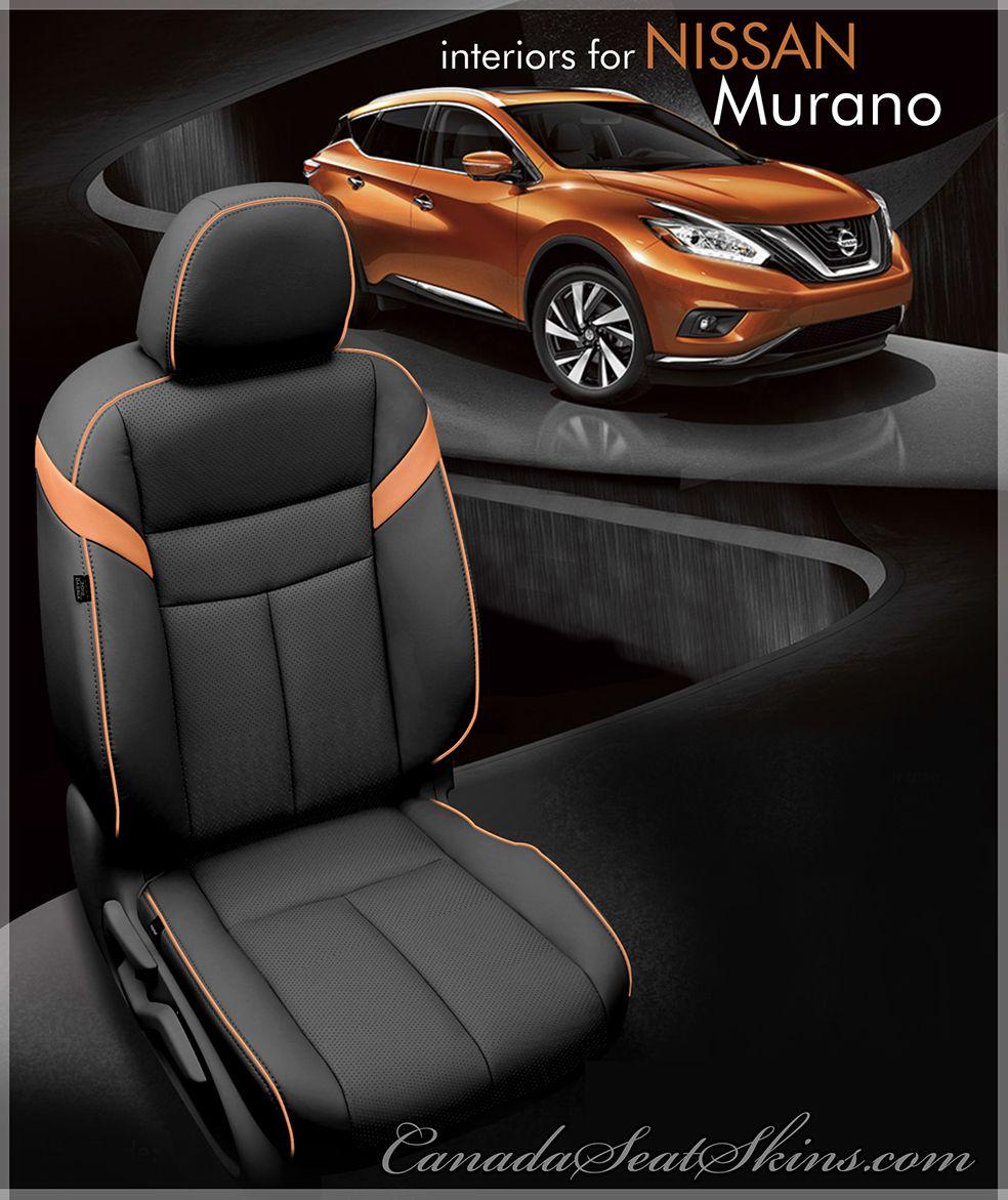 2015 2016 nissan murano all new custom leather interior 2015 2016 nissan murano all new custom leather interior canadaseatskins leatherseats vanachro Images