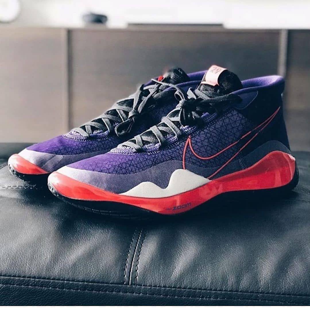 "Nike KD 12 NIKEid ""Raptors"
