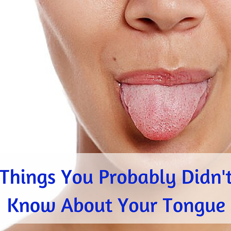 8 Things You Probably Didnt Know About Your Tongue Taste Buds