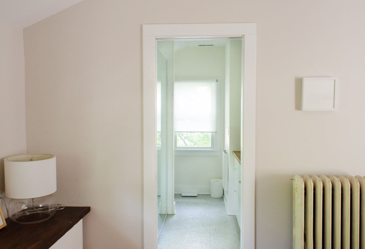 Walls Very Subtle Neutral With Pink Undertones Egret