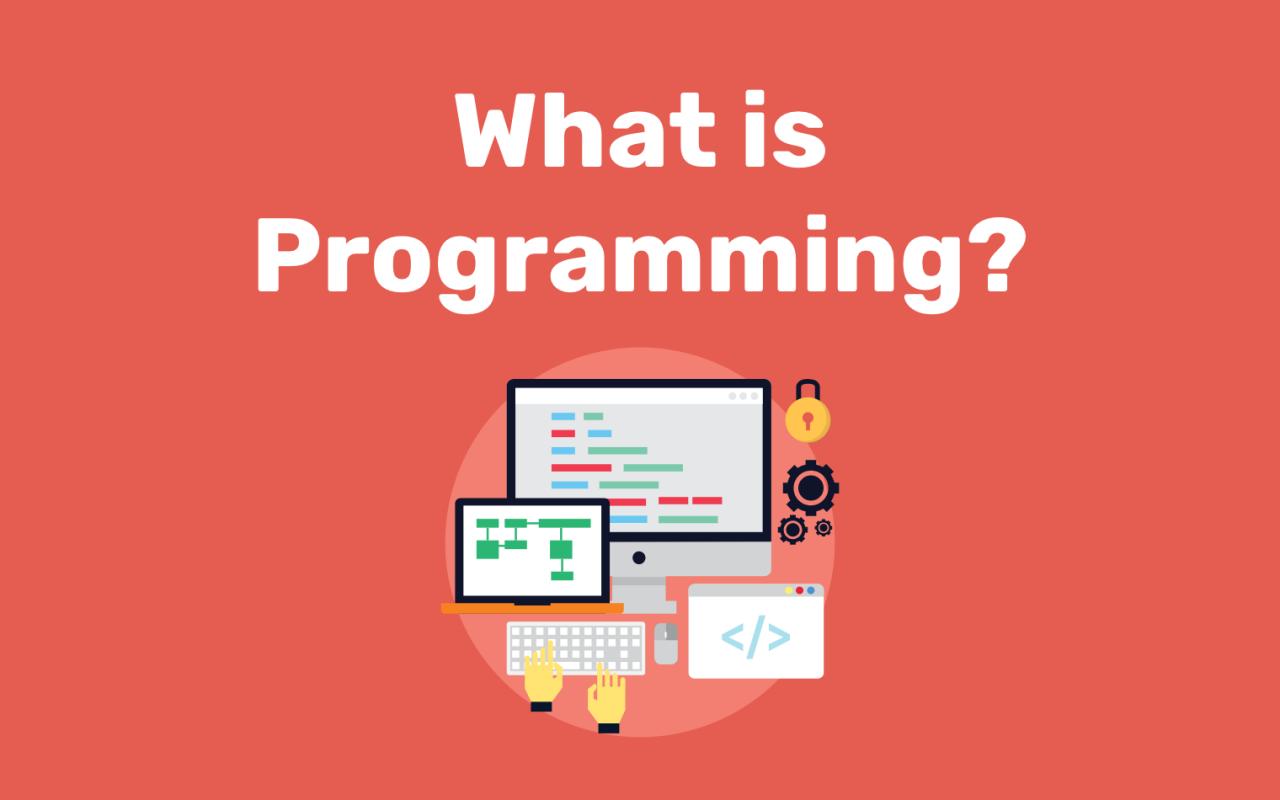 اريد ان اتعلم البرمجة لكنني لا اعلم من اين ابدأ الهدف الاساسي من هذا المقال هو جعل البرمجة ممكن وفي متناو Programming Languages Web Development Course Language
