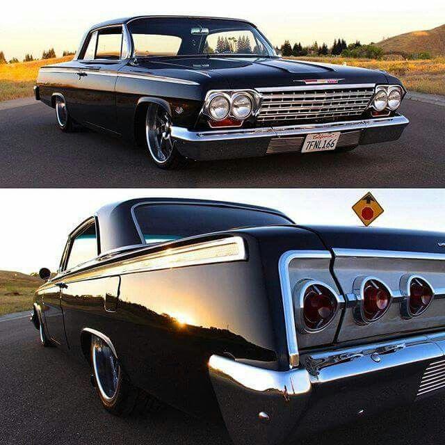 '62 Impala on fleek