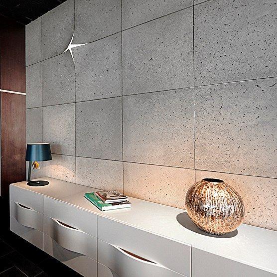 Zdjecie Plyty Z Betonu Architektonicznego Concreate Concrete Interiors Microcement Concrete Wall
