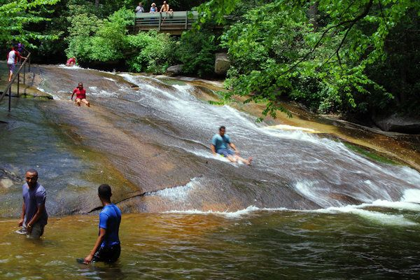 Cool Off From the Heat at These 10 Asheville-Area Swimming