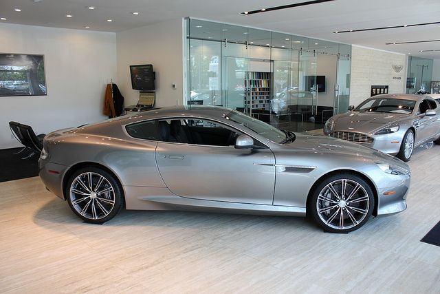 Aston Martin Virage Aston Martin Virage Aston Martin And - Park place aston martin