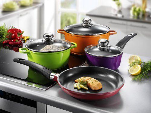 Accesorios para cocina y comedor bater a de cocina de - Baterias de cocina para induccion ...