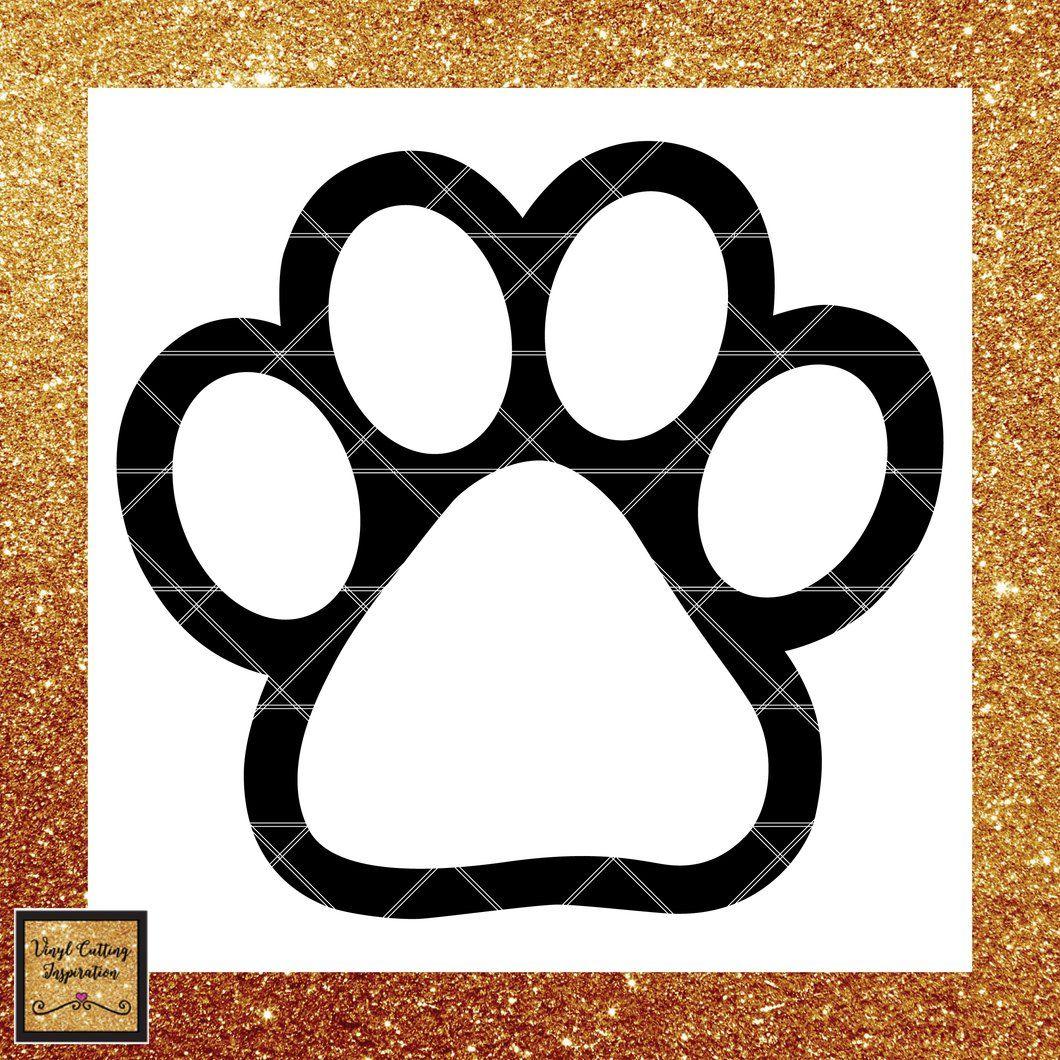 Download Paw Print, Paw Print Svg, Puppy Svg, Dog Svg, Animal SVG ...