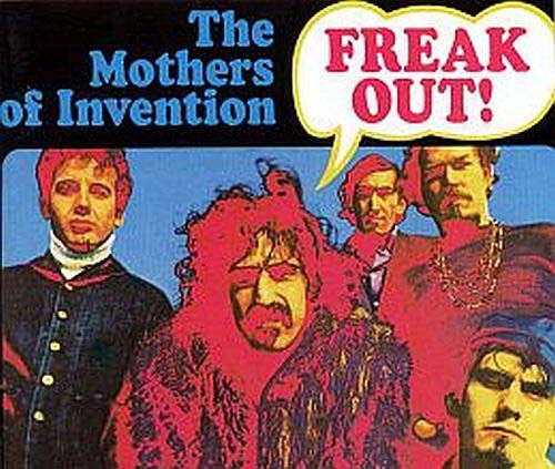 """Released on June 27, 1966, """"Freak Out!"""" is the debut album (and  often cited as one of the first concept rock albums)  by The Mothers of Invention. TODAY in LA COLLECTION on RVJ >> http://go.rvj.pm/3cm"""