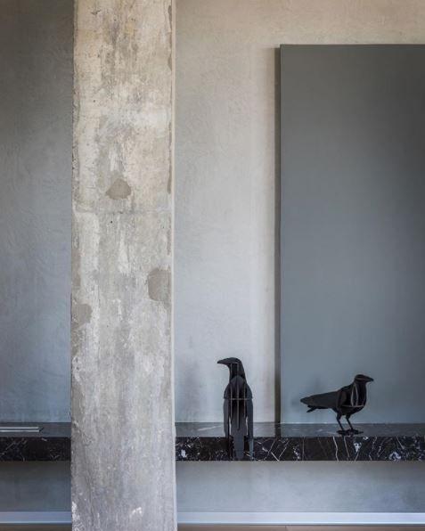 Ravens By Ibride. #crow #raven #ibride #design #interior #decoration