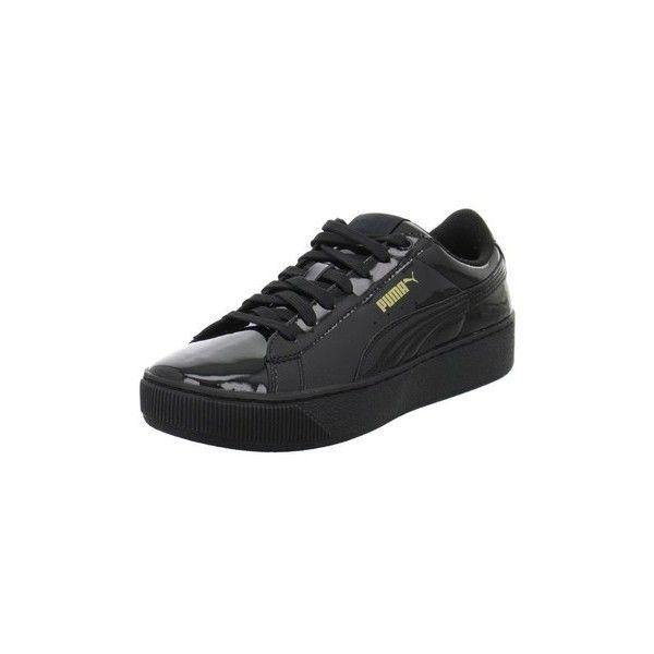 Puma Vikky Platform Patent Shoes