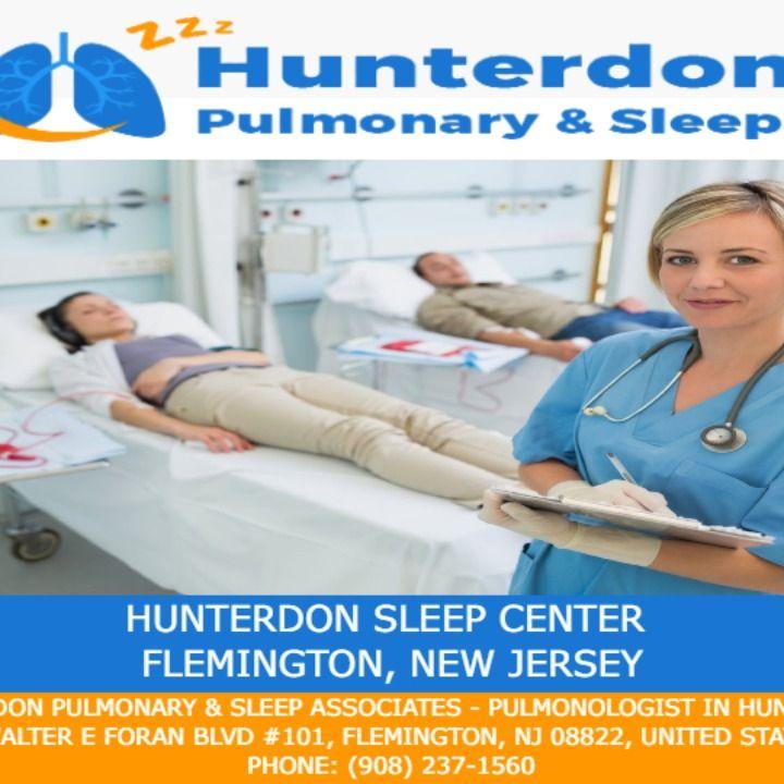 Hunterdon Sleep Center Flemington New Jersey in 2020 ...