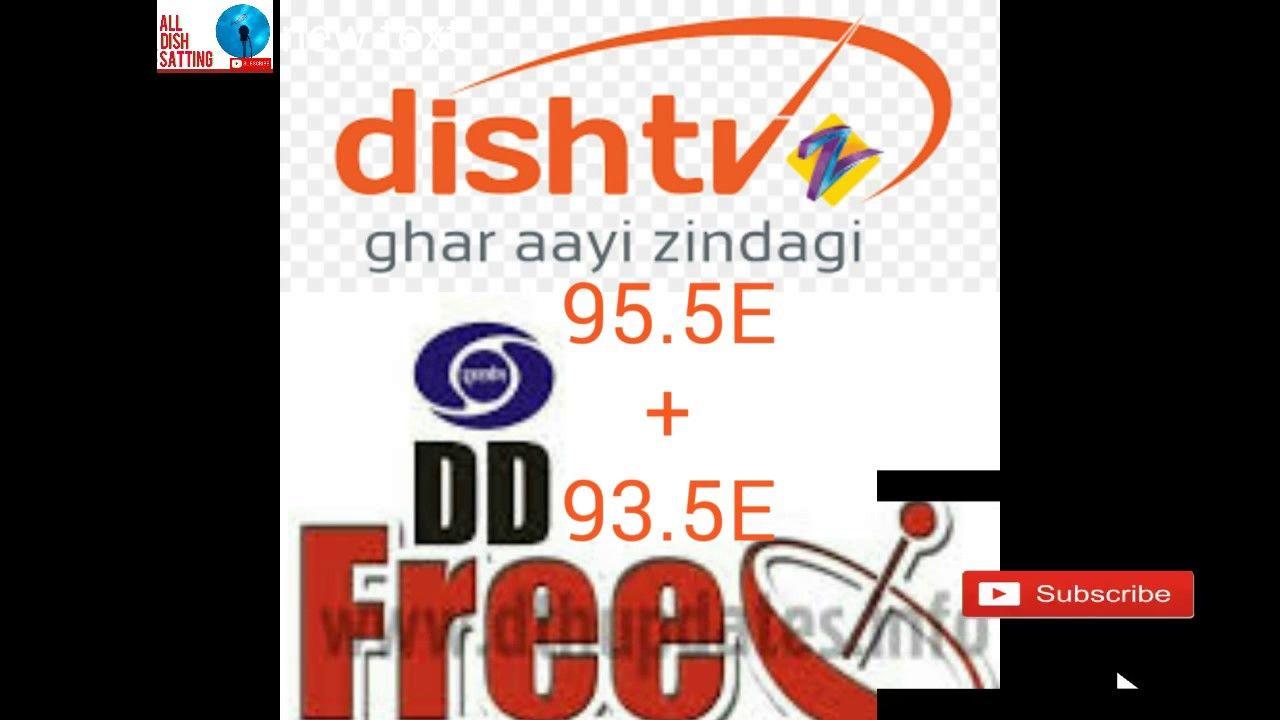 Nss6 95e & Insat 3a 93E 12 02 2019 | DISH SETTING AND