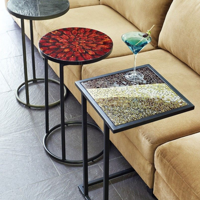High Quality C Table | Luxurious C Table From IKEA : Luxury C Table Design Glass Top .