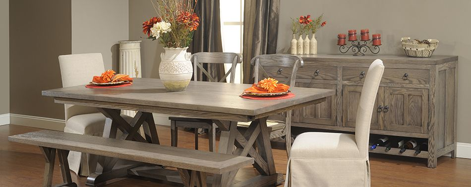 Arvada Dinning Collection American Furniture Dining Table For My Kitchen Area Discount Outlets Hickory Mart NC Destination