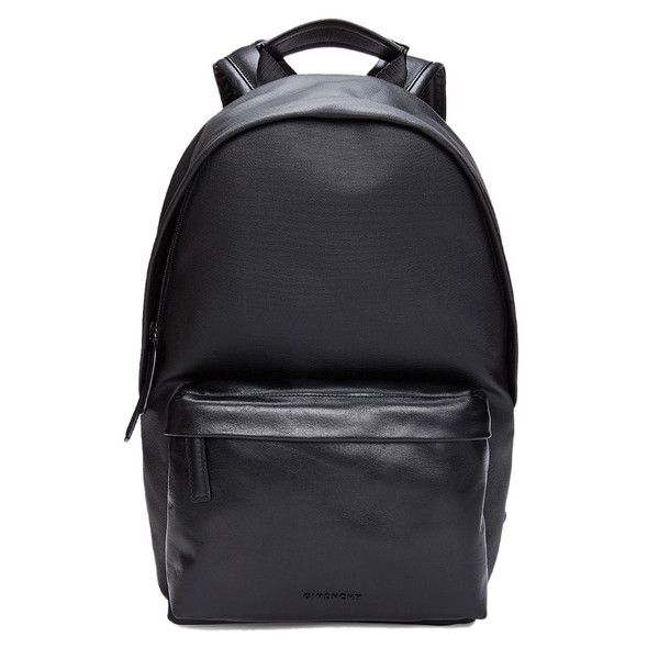 black leather backpack men Backpack Tools
