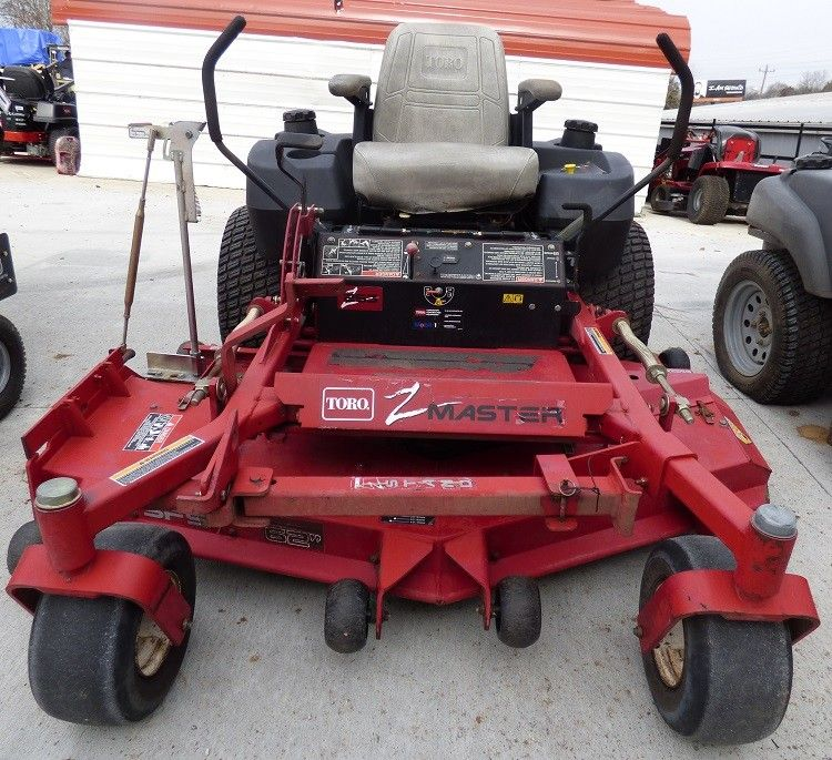 Used Toro Z Master Z253 62 Zero Turn Lawn Mower 23 Hp Kohler 74225u 3 500 00 Commercial Lawn Mowers Lawn Mower Zero Turn Lawn Mowers