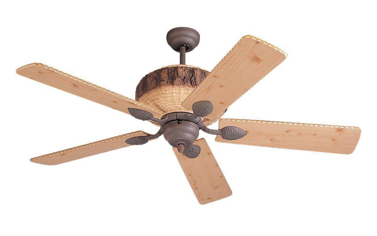 Airus Ceiling Fan Ceiling Fan Fan Log Cabin Designs