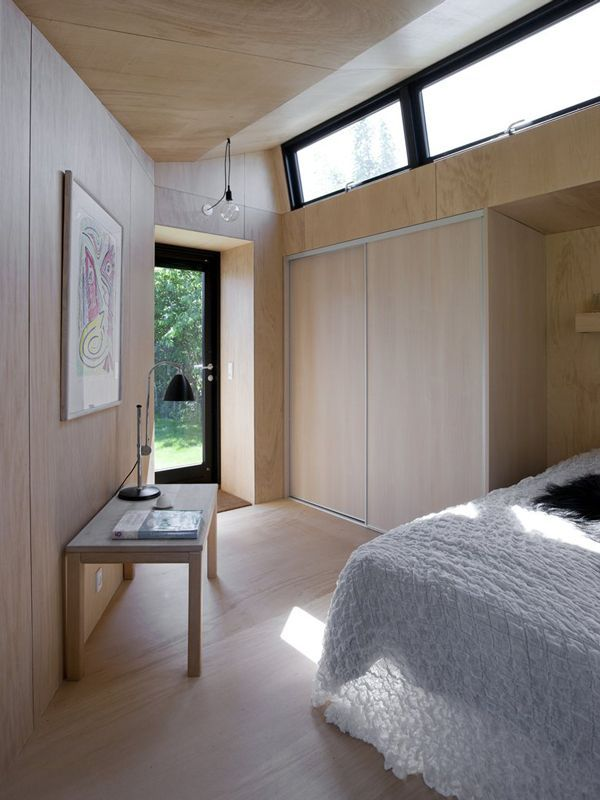 This Minimalist Guest House Looks Just As Chic Inside And Out