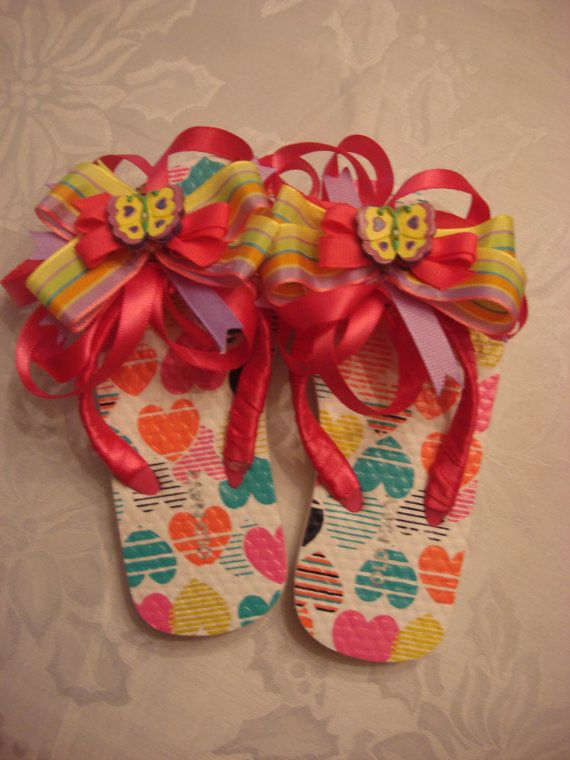 Fancy Flip Flops For Toddlers By Cwhite5440 On Etsy, 899 -4622