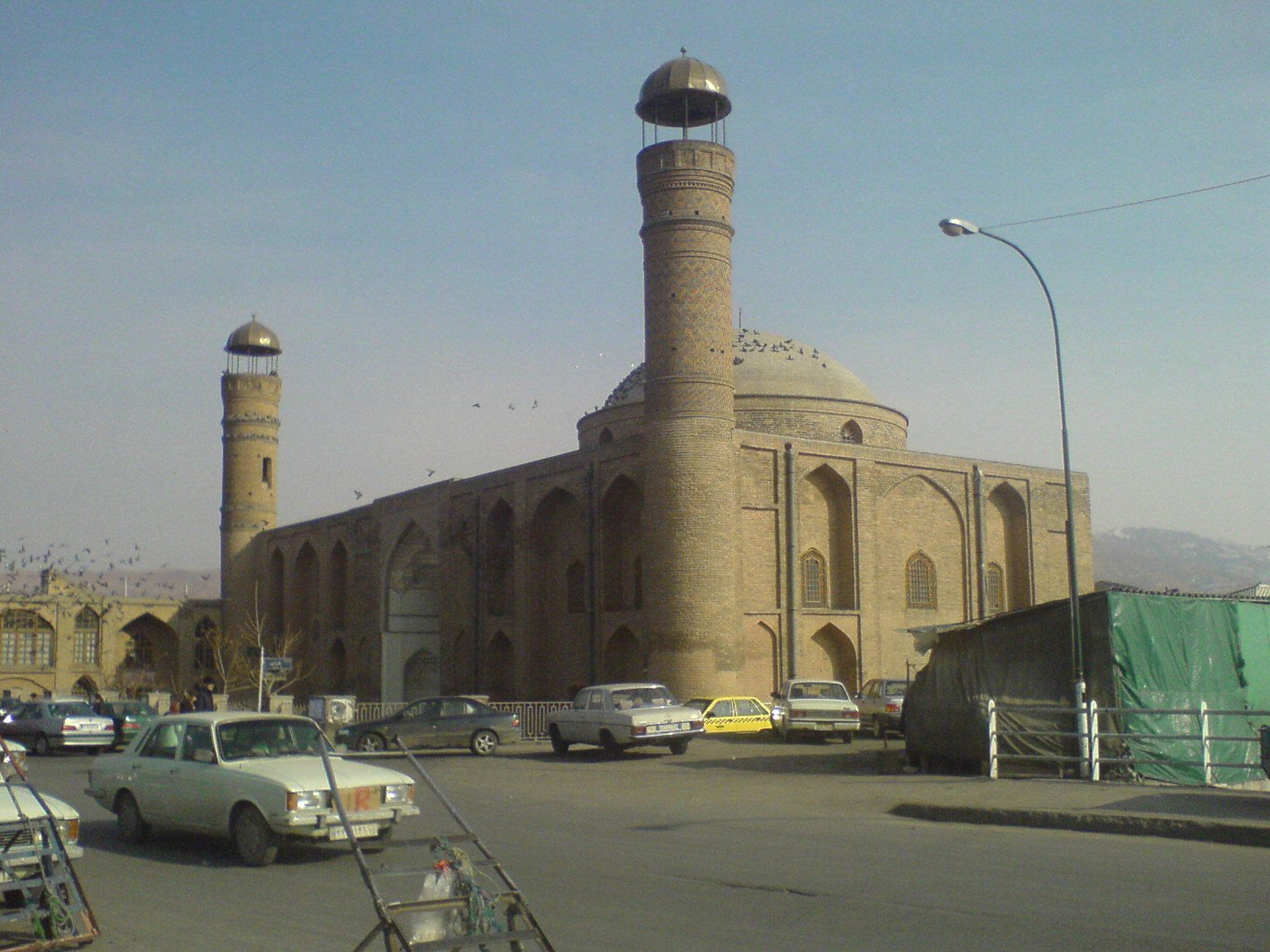 Tabriz/Sahebol Amir Complex_ South Azerbaijan/Tabriz,Fully Turkish City_ Güney Azerbaycan/Tebriz, Sırf Türk Kenti_ _گونی آزربایجان تاماما تورک شه هه ری