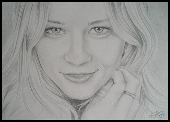 Dibujos de chicas Recomendado  Dibujo de chico Dibujos de y