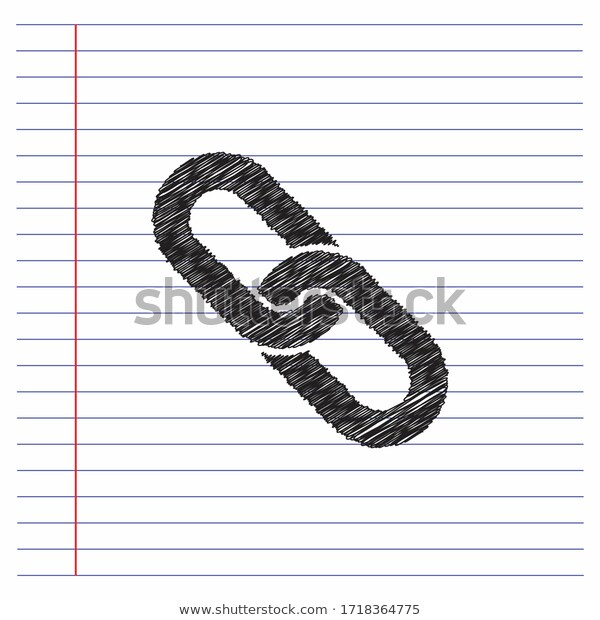Chain Link Icon Setvector Illstration Stock Vector Royalty Free 1403512454 Fashion Illustrations Techniques Body Gestures Concept Art Drawing