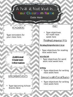 editable newsletter template clinic ideas pinterest