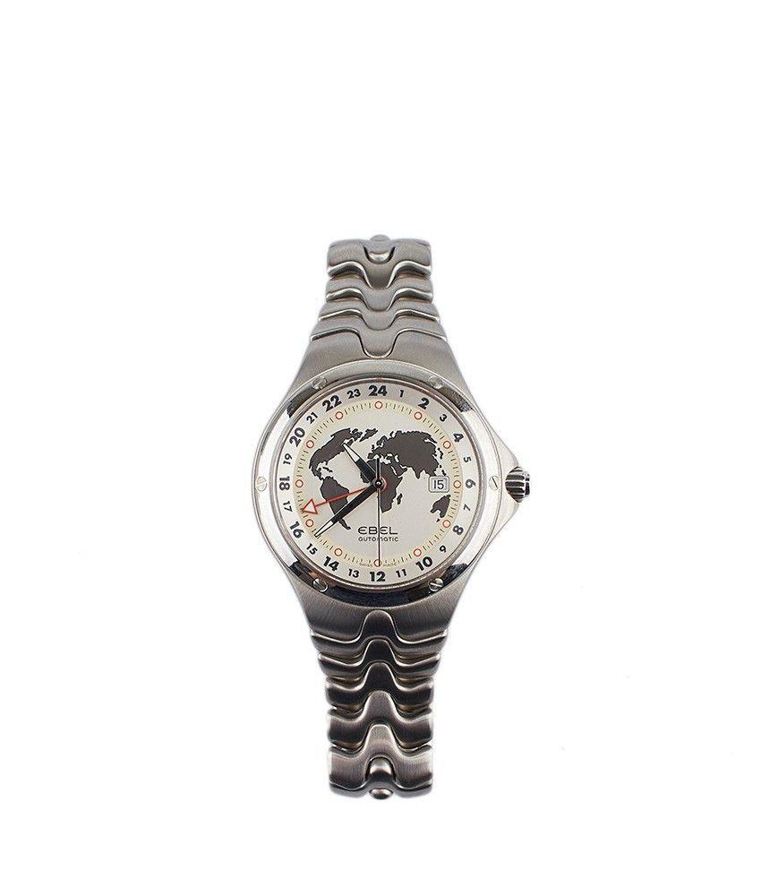 Ebel Sportwave 9123K51 9123K51 Stainless Steel & Automatic Watch