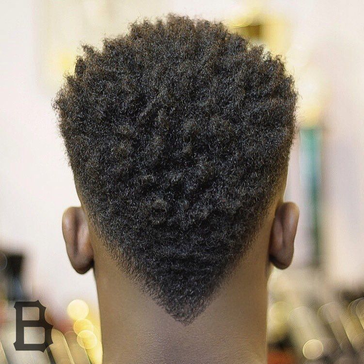 Pin On Cool Haircuts For Black Men