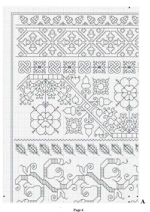 Blackwork Vorlagen Cross Stitch Blackwork vorlagen  blackwork tattoo blackwork embroidery blackwork patterns blackwork traditional blackwork illustration blackwork drawin...