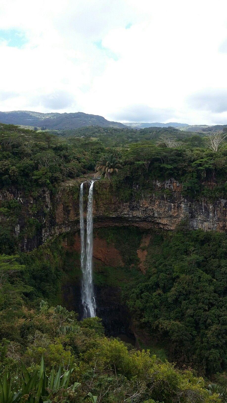 Cascade de Chamarel ile Maurice #luls