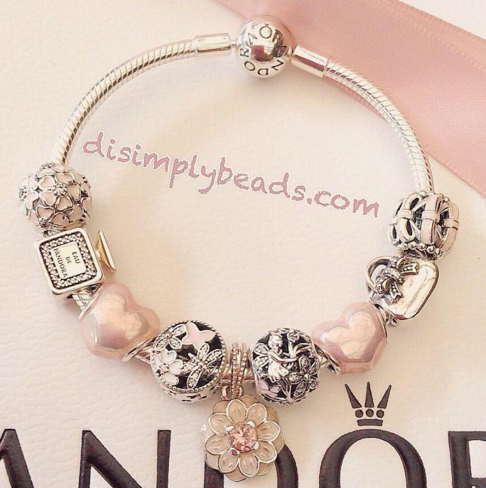 Charm Bracelets Pandora: Pulseras More WOMEN'S ACCESSORIES Http://amzn.to/2kZf4gO