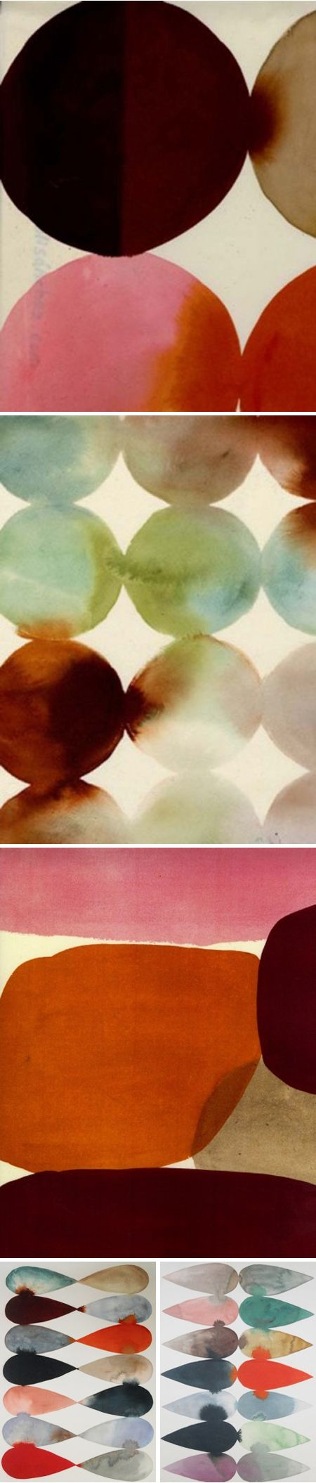 Simply Stunning Watercolors