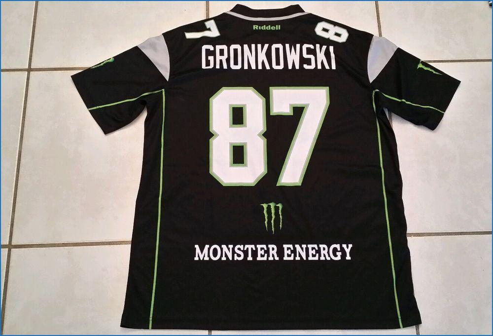 gronkowski jersey mens xl