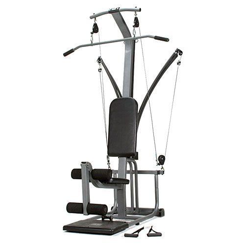 Home workouts precor zuma gym
