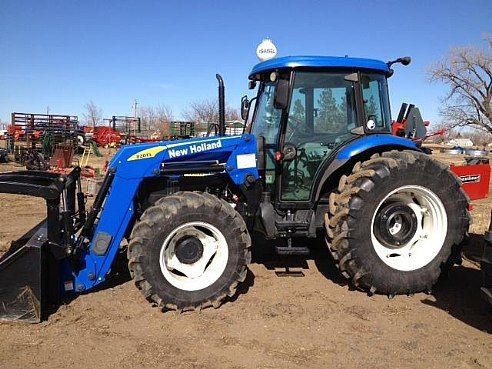 new holland td5050 service manual