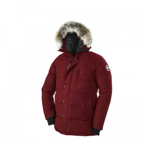 parka canada goose homme rouge