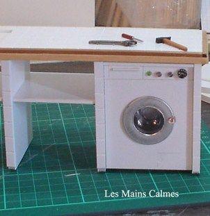 machine laver fabrication meubles et plans pinterest. Black Bedroom Furniture Sets. Home Design Ideas
