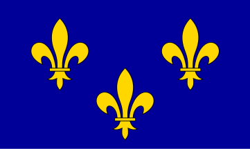 File Flag Of Ile De France Svg France Flag Historical Flags Paris Flag