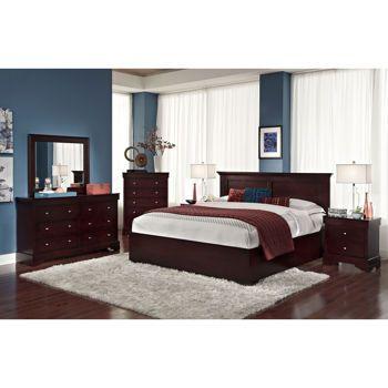 Costco Shelby 6 Piece Queen Bedroom Set King Bedroom Sets