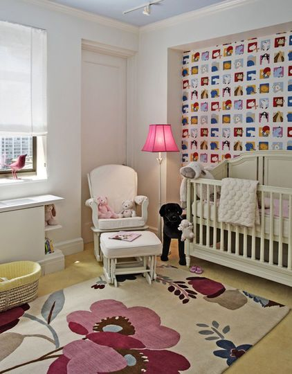 Houzz Photo http://www.houzz.com/ideabooks/611911/list/Great-Ideas-for-Girls--Nurseries